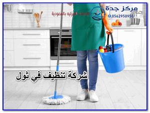 Photo of شركة تنظيف في ثول